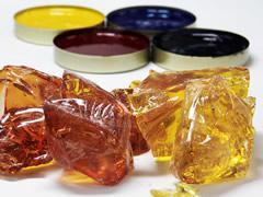Rosin modified phenol resin [TAMANOL]
