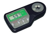 Cleaning agent and flux concentration meter PINECON PR-201α