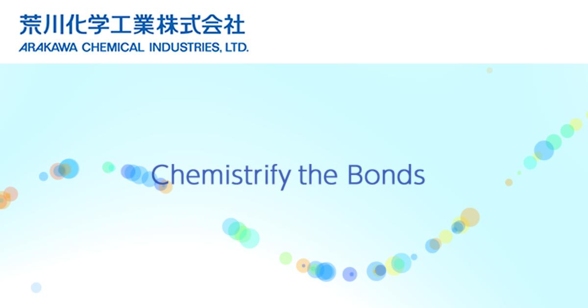 Affiliated Companies|Company | Arakawa Chemical Industries,Ltd