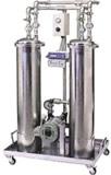 リンス水浄化装置PINECAT